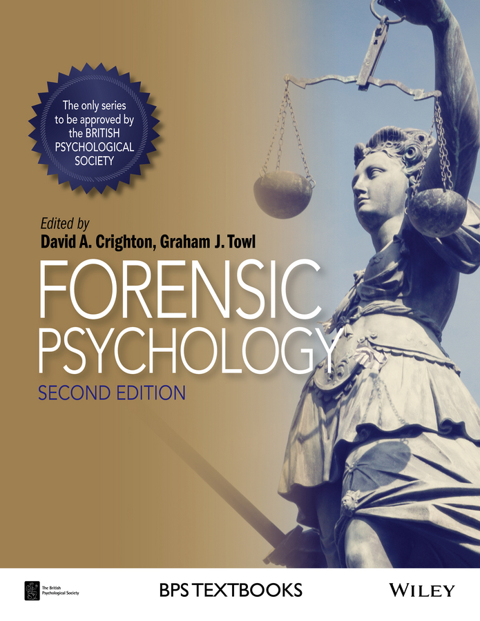 Towl Graham J. Forensic Psychology бюстгальтер минимайзер quelle quelle 938279