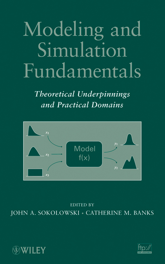 Banks Catherine M. Modeling and Simulation Fundamentals. Theoretical Underpinnings and Practical Domains velocity modeling to determine pore aspect ratios of shale