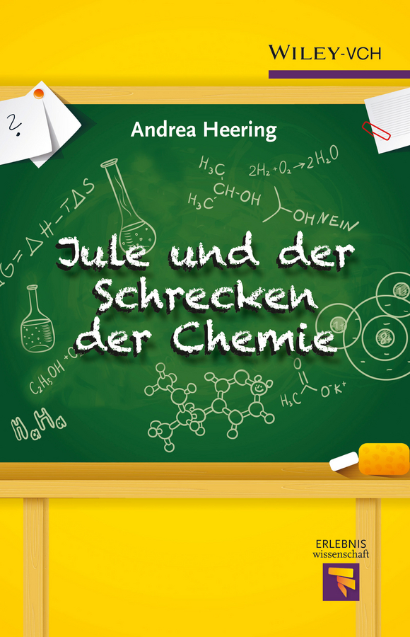 Palitzsch-Schulz Aruna Jule und der Schrecken der Chemie jule mcbride all tucked in