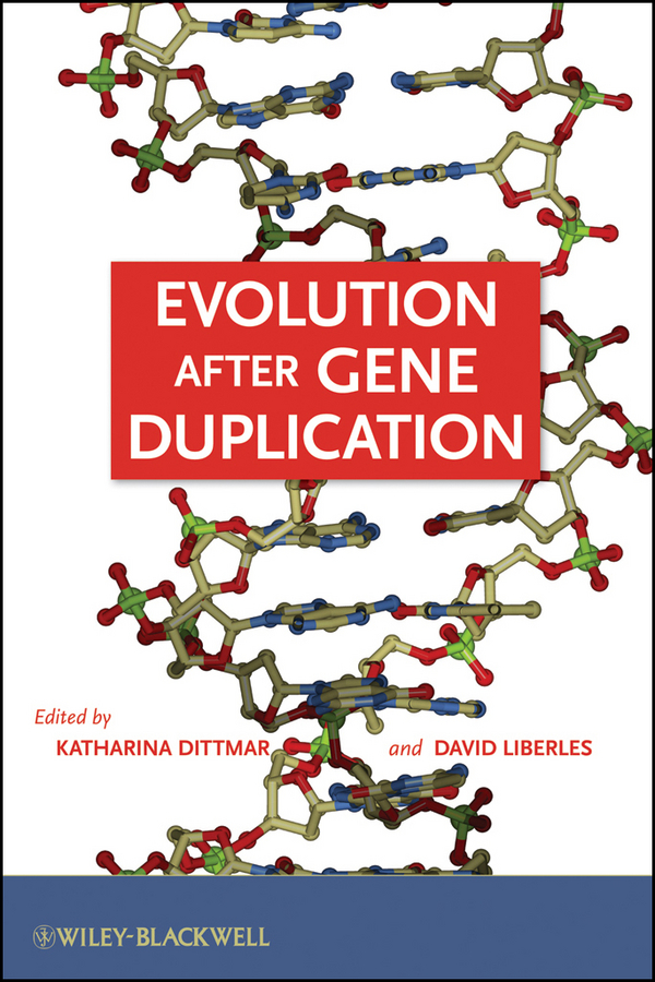 Dittmar Katharina Evolution after Gene Duplication сапоги gene gene ge632awcmwp6