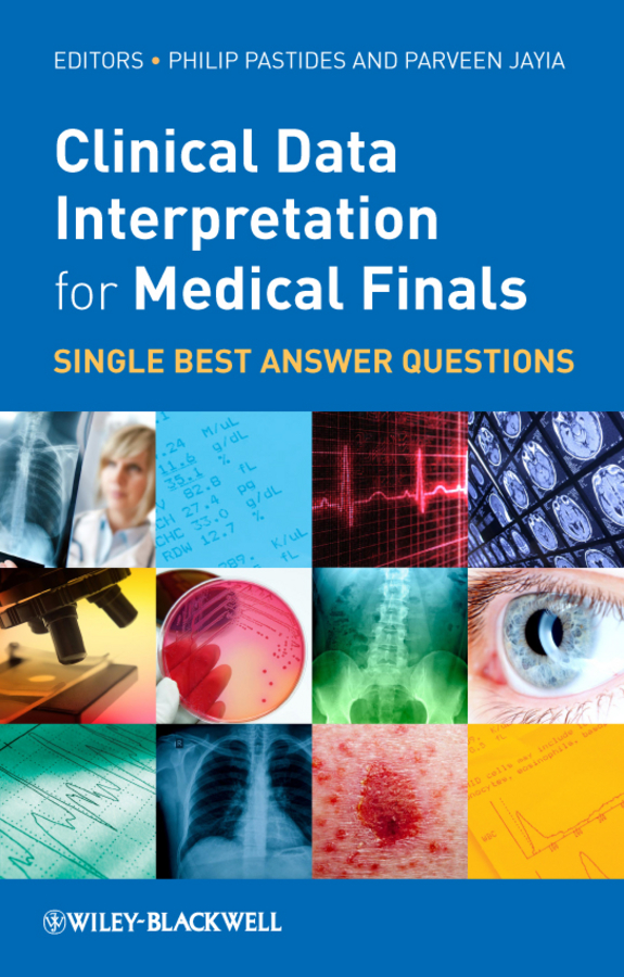 Jayia Parveen Clinical Data Interpretation for Medical Finals. Single Best Answer Questions phytochemical investigation