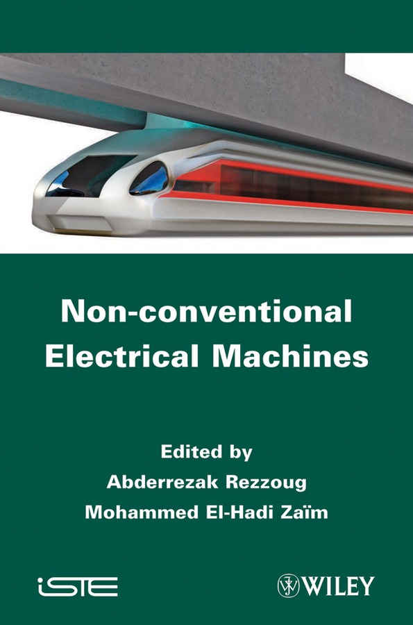 Rezzoug Abderrezak Non-conventional Electrical Machines music and machines