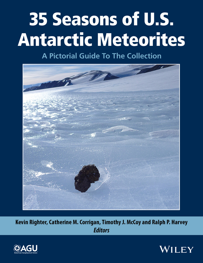Kevin Righter 35 Seasons of U.S. Antarctic Meteorites (1976-2010). A Pictorial Guide To The Collection bandai фигурка kantai collection the four seasons of chinjufu naval base akizuki