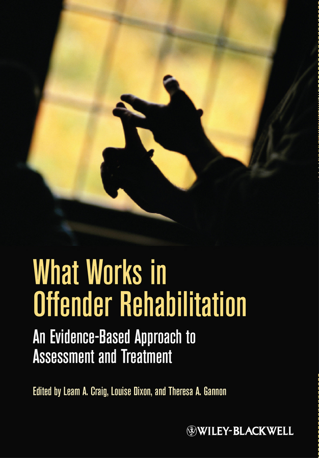 Louise Dixon What Works in Offender Rehabilitation. An Evidence-Based Approach to Assessment and Treatment hot selling rehabilitation therapy cold laser treatment for arthritis for home