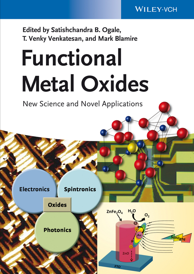 Mark Blamire Functional Metal Oxides. New Science and Novel Applications стоимость