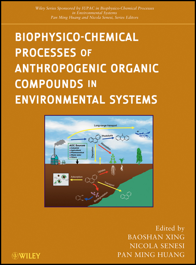 Prof. Senesi Nicola Biophysico-Chemical Processes of Anthropogenic Organic Compounds in Environmental Systems все цены