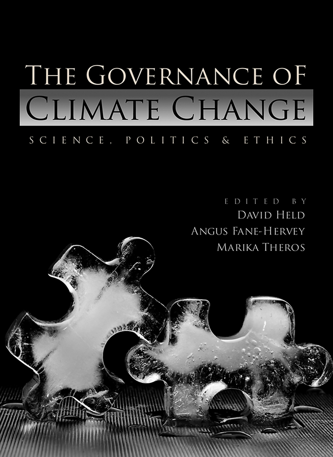 David Held The Governance of Climate Change