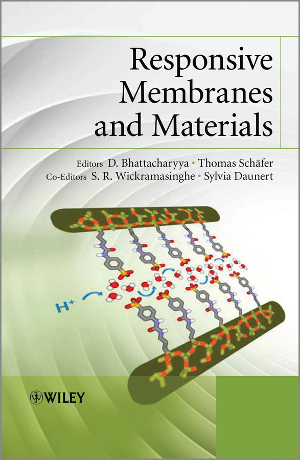 D. Bhattacharyya Responsive Membranes and Materials hae soo kwak nano and microencapsulation for foods