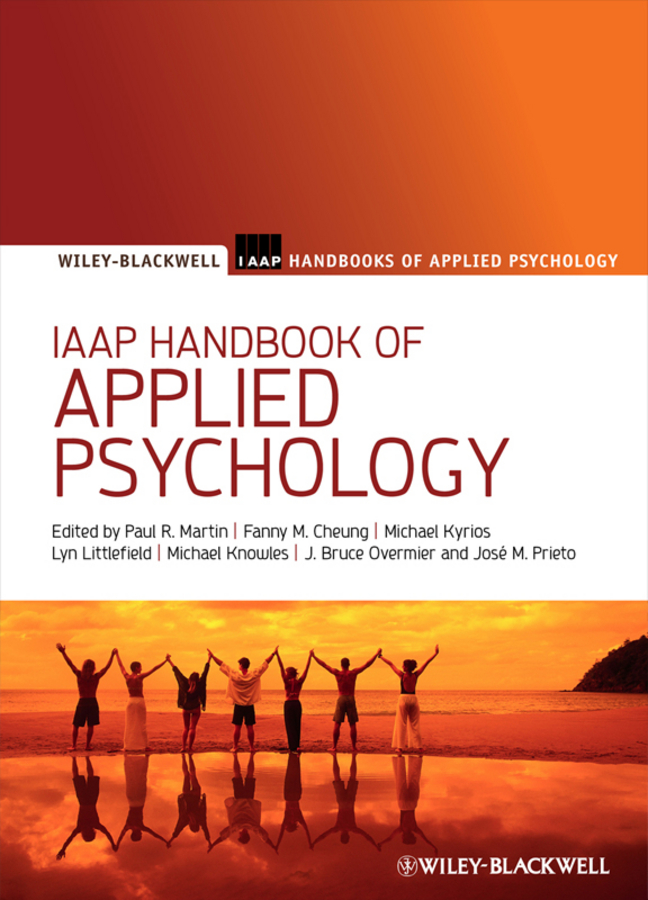 Michael Kyrios IAAP Handbook of Applied Psychology m l abbé trochon the pedagogical seminary and journal of genetic psychology
