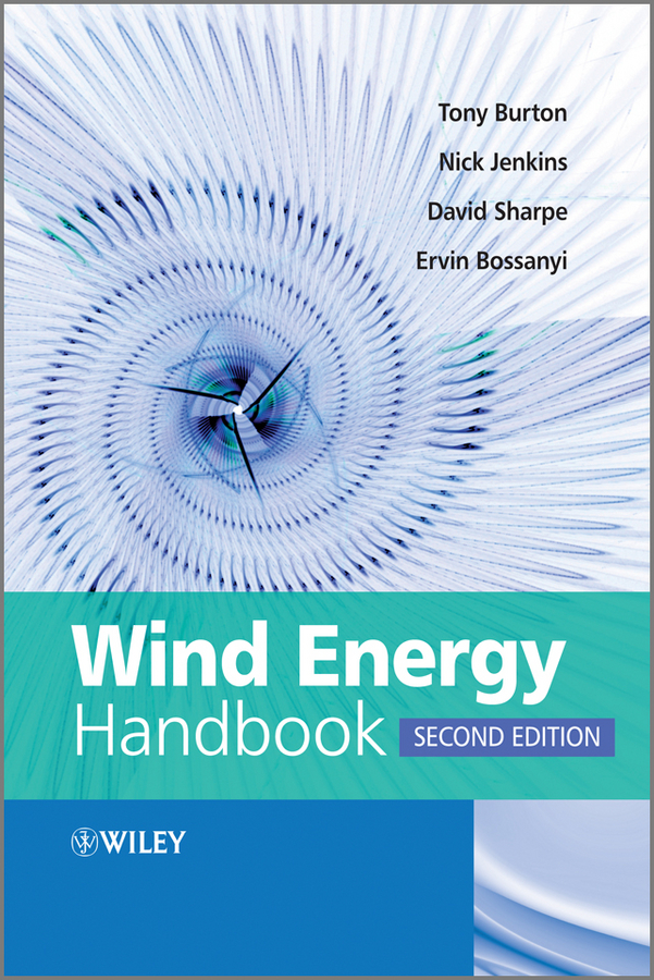 Фото - Nick Jenkins Wind Energy Handbook concise colour block and circle pattern design men s slippers
