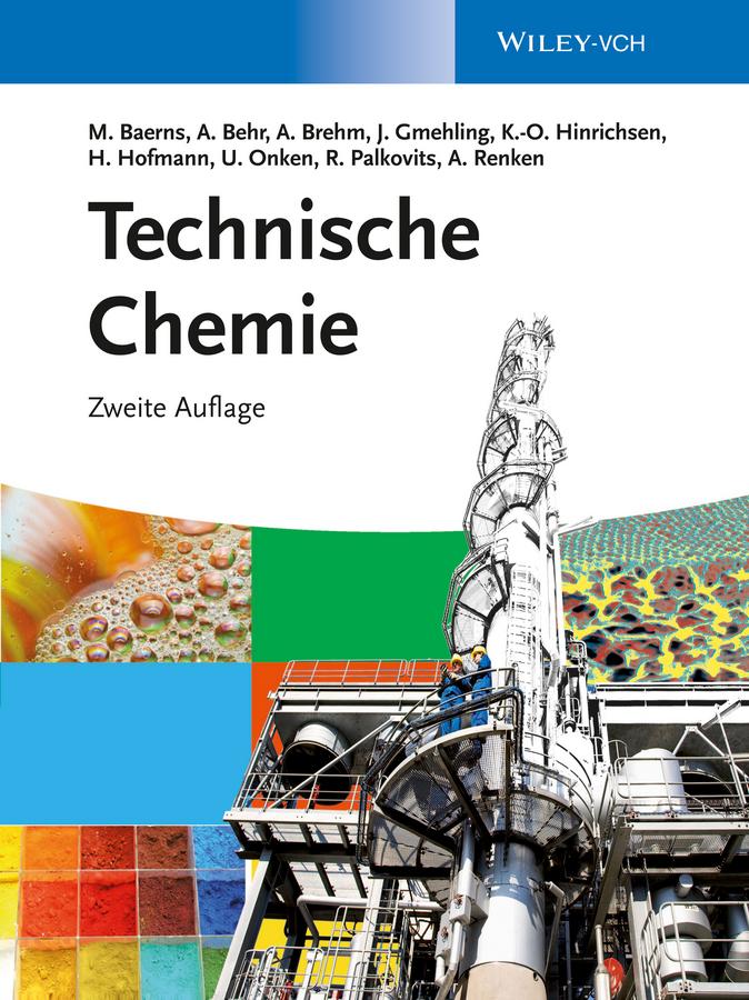 Manfred Baerns Technische Chemie hohem hg5