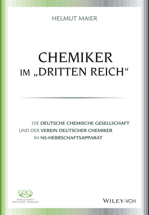 Helmut Maier Chemiker im