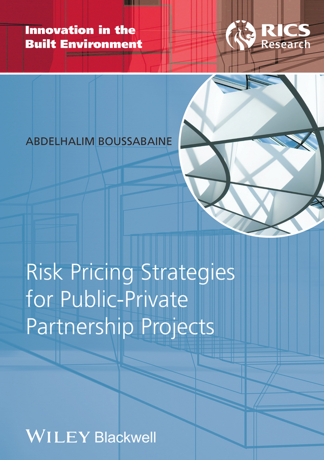 Abdelhalim Boussabaine Risk Pricing Strategies for Public-Private Partnership Projects paul temporal branding for the public sector creating building and managing brands people will value