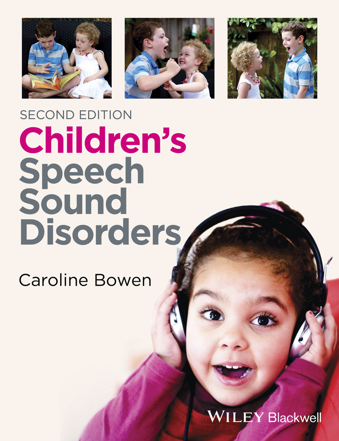 Caroline Bowen Children's Speech Sound Disorders stackhouse wells children s speech and literacy bk1