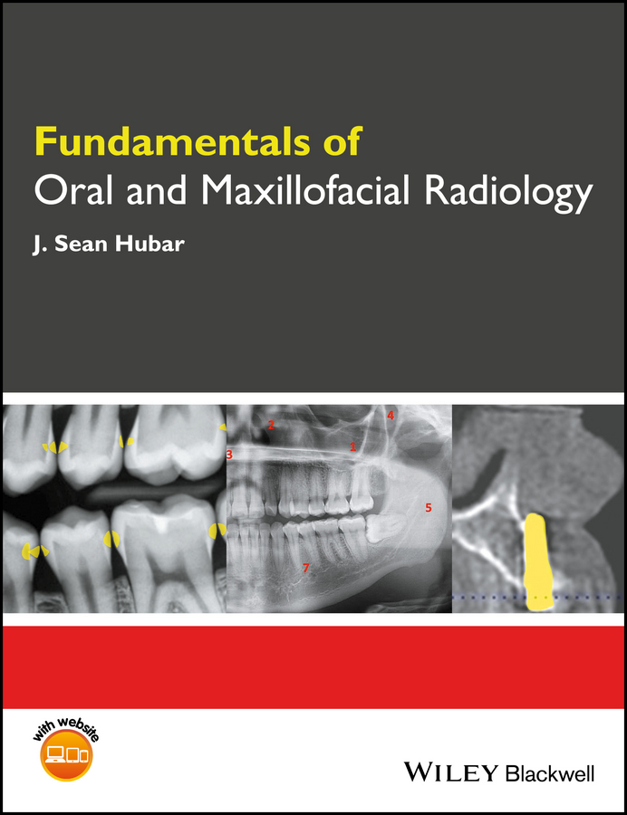 J. Hubar Sean Fundamentals of Oral and Maxillofacial Radiology simple head model apply to the oral cavity simulation training fixed on the dental chair for any position practice
