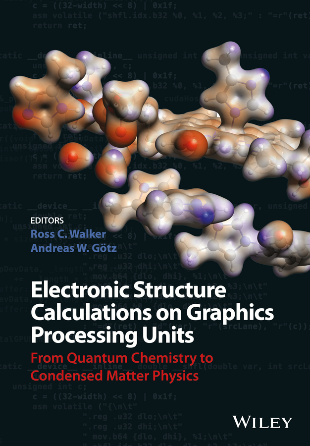 Andreas Goetz W. Electronic Structure Calculations on Graphics Processing Units. From Quantum Chemistry to Condensed Matter Physics copper water cooling block cpu pc computer for graphics gpu endothermic head hot z09 drop ship
