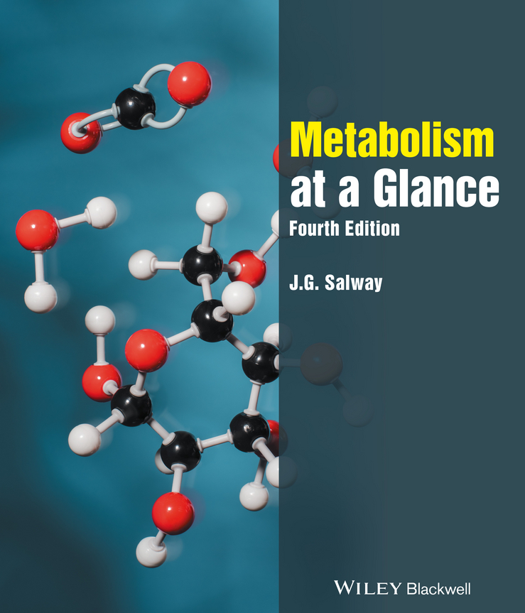 J. Salway G. Metabolism at a Glance цена