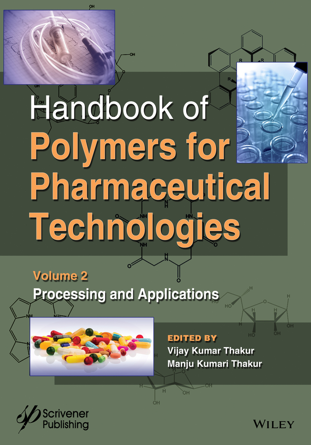 лучшая цена Vijay Thakur Kumar Handbook of Polymers for Pharmaceutical Technologies, Processing and Applications