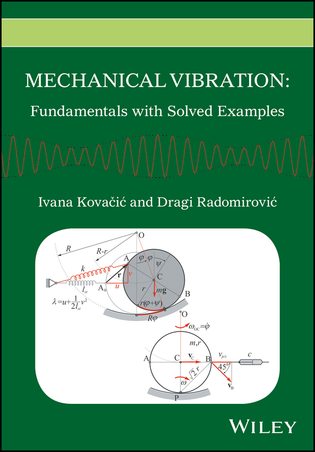 Ivana Kovacic Mechanical Vibration. Fundamentals with Solved Examples все цены