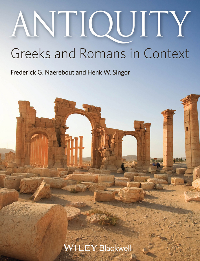 Фото - Henk Singor W. Antiquity. Greeks and Romans in Context a history of the computer and its networks