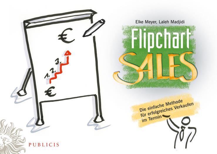 Elke Meyer FlipchartSales. Die einfache Methode für erfolgreiches Verkaufen im Termin