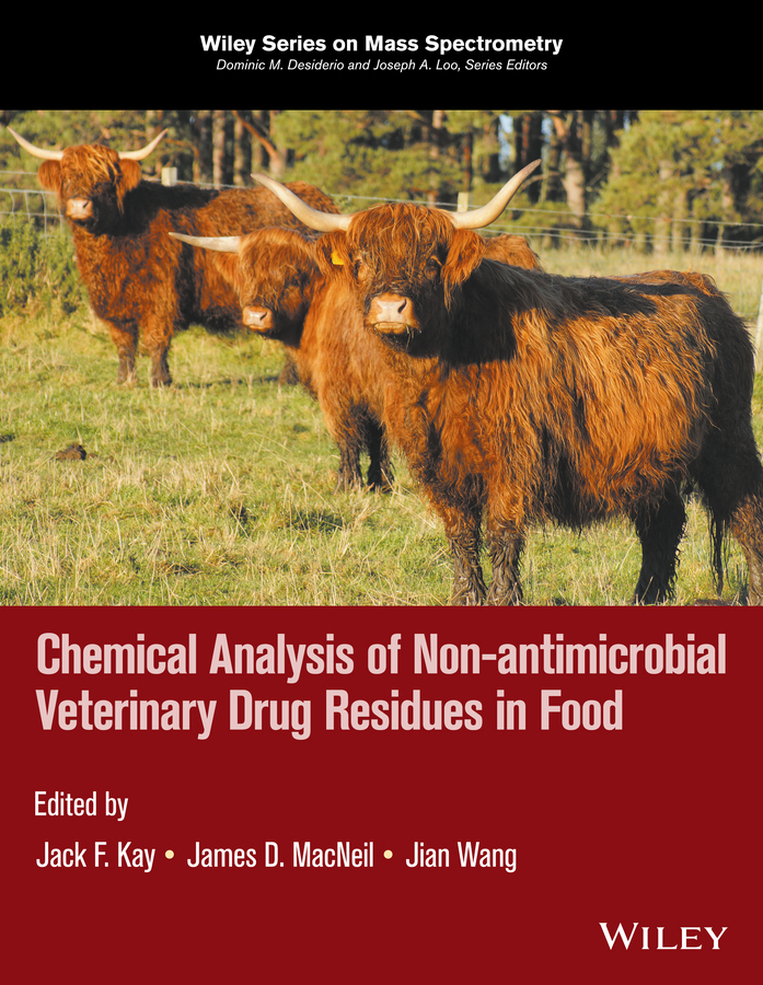 Jian Wang Chemical Analysis of Non-antimicrobial Veterinary Drug Residues in Food все цены