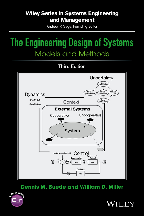 Фото - Dennis Buede M. The Engineering Design of Systems. Models and Methods hugh magande introduction to thermo fluids systems design