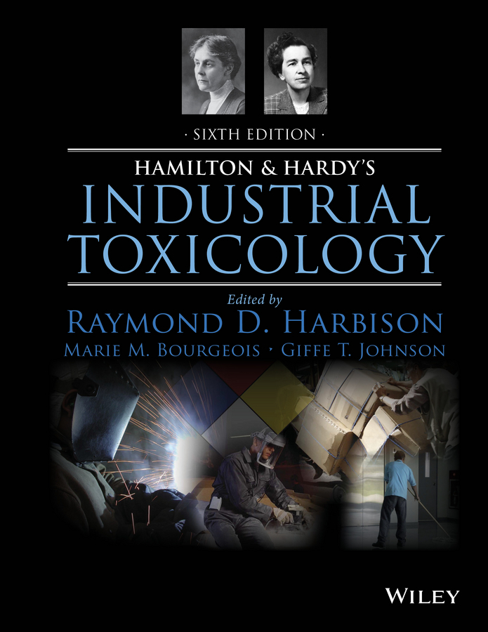 Marie Bourgeois M. Hamilton and Hardy's Industrial Toxicology