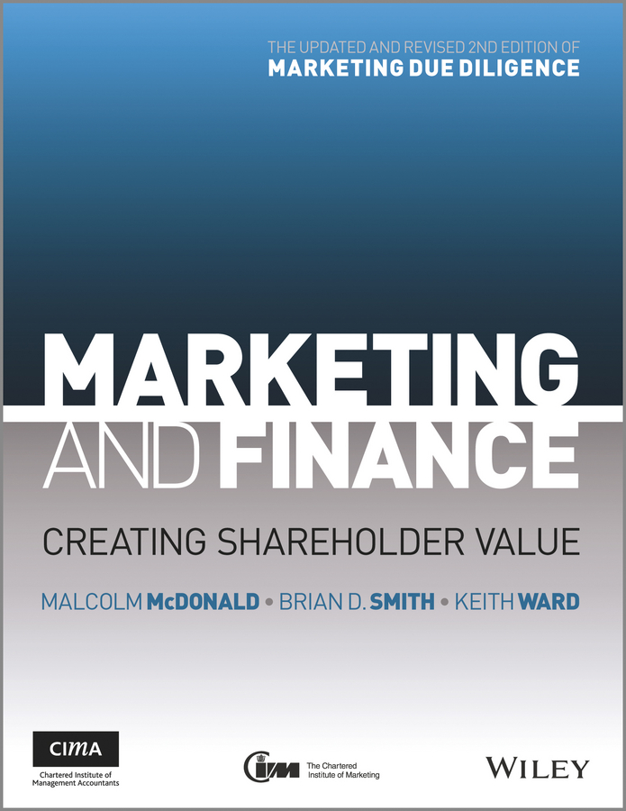 цена на Malcolm McDonald Marketing and Finance. Creating Shareholder Value