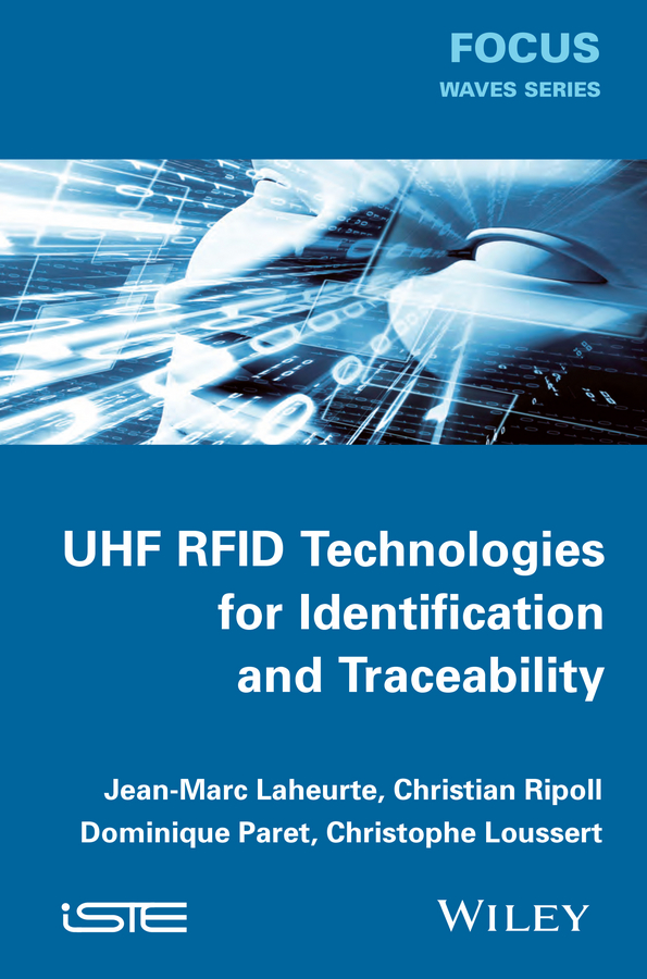 Jean-Marc Laheurte UHF RFID Technologies for Identification and Traceability 12v electronic door lock rfid access control for cabinet drawer