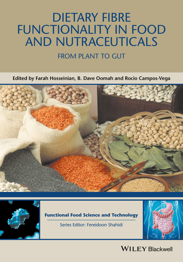 Farah Hosseinian Dietary Fibre Functionality in Food and Nutraceuticals. From Plant to Gut