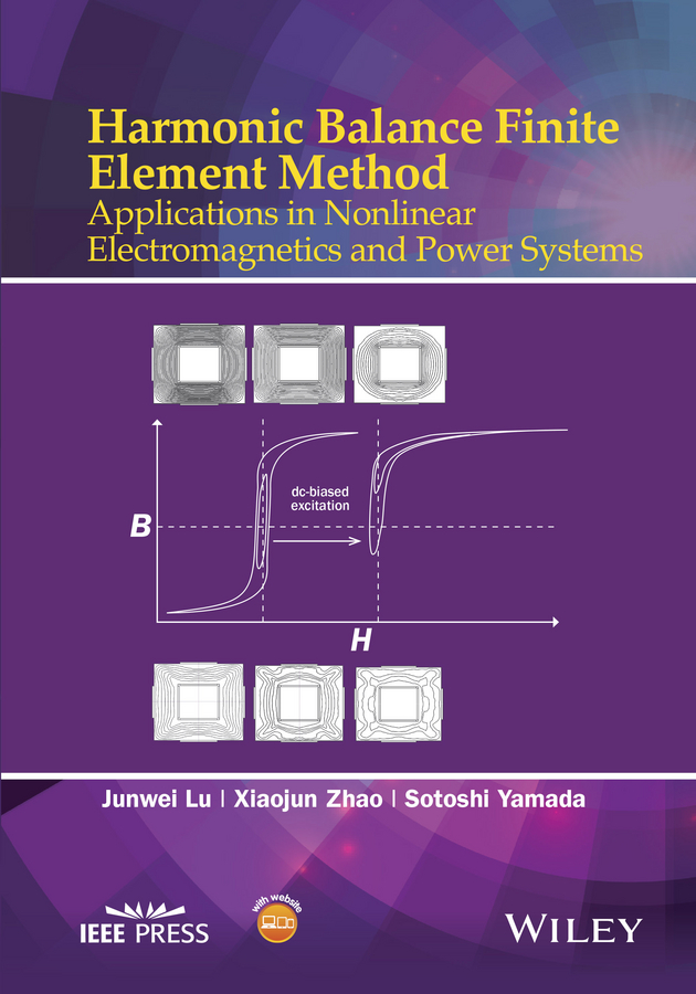 Junwei Lu Harmonic Balance Finite Element Method. Applications in Nonlinear Electromagnetics and Power Systems dc 24v 12v 40a high quality car power converter supply transformer black