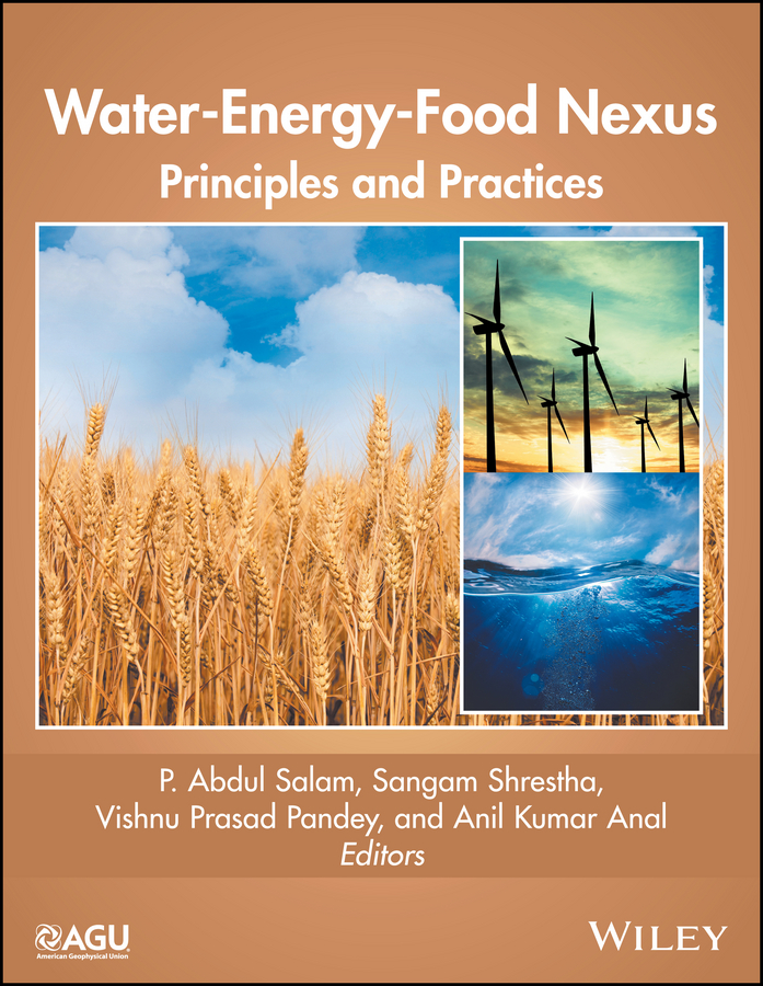 Sangam Shrestha Water-Energy-Food Nexus. Principles and Practices плеер sony nw a35hn