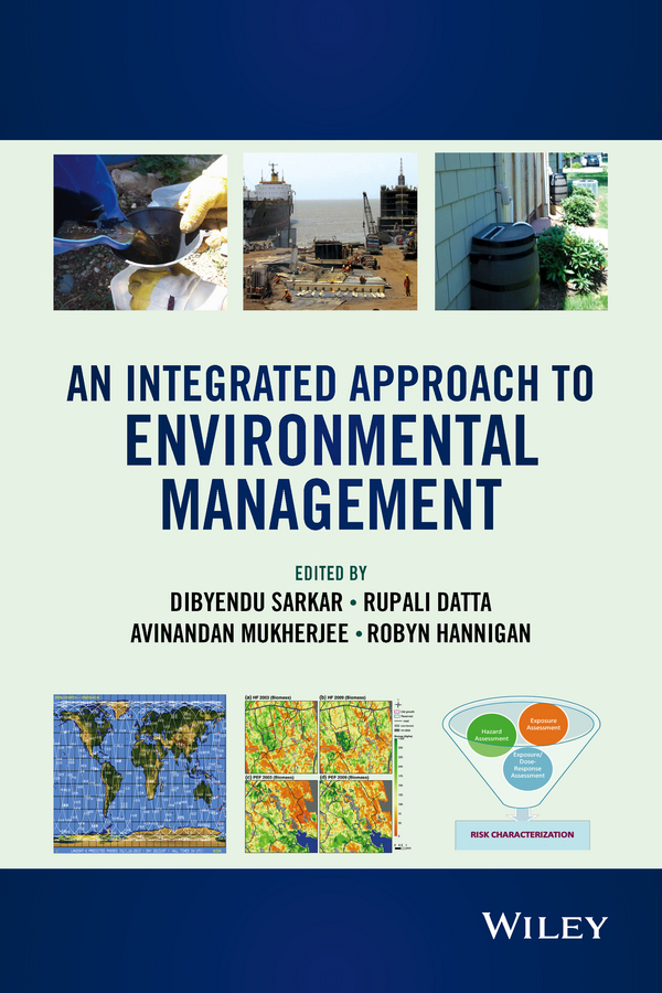 Dibyendu Sarkar An Integrated Approach to Environmental Management купить недорого в Москве