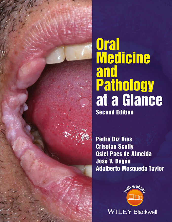 купить Crispian Scully Oral Medicine and Pathology at a Glance онлайн