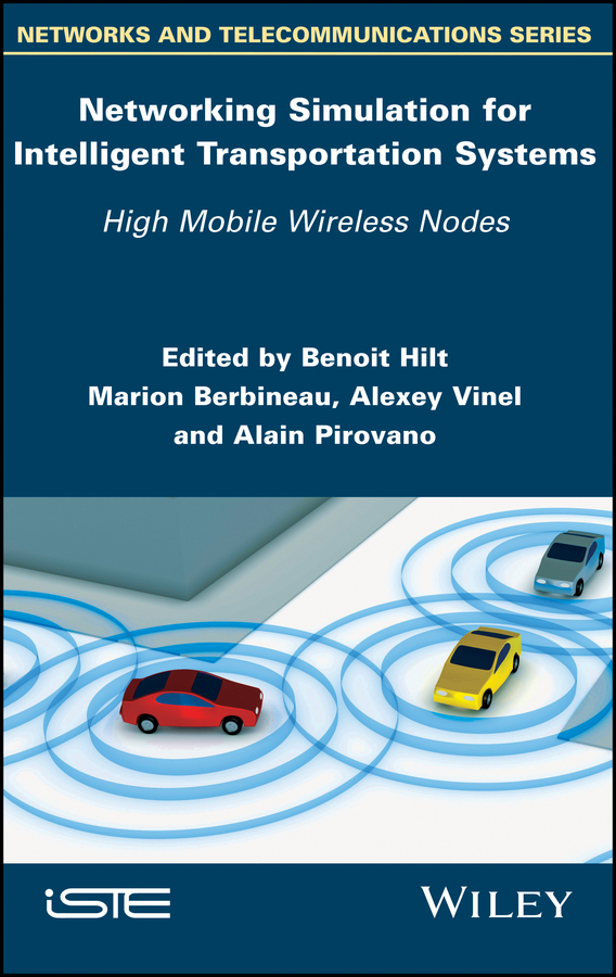 Alain Pirovano Networking Simulation for Intelligent Transportation Systems. High Mobile Wireless Nodes long distance 2 4g wireless networking module uart serial transceiver zigbee self organizing intelligent light control