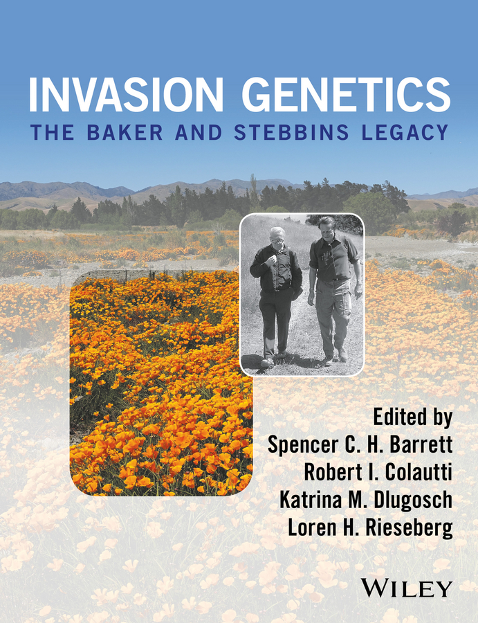 цена на Spencer Barrett C.H. Invasion Genetics. The Baker and Stebbins Legacy