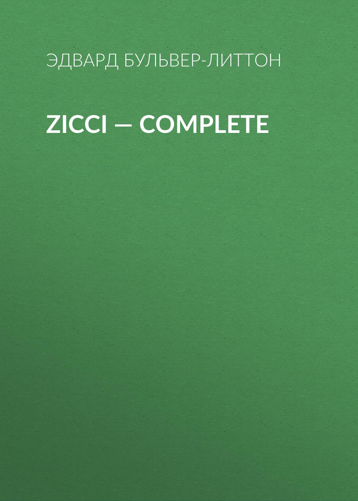 Zicci — Complete