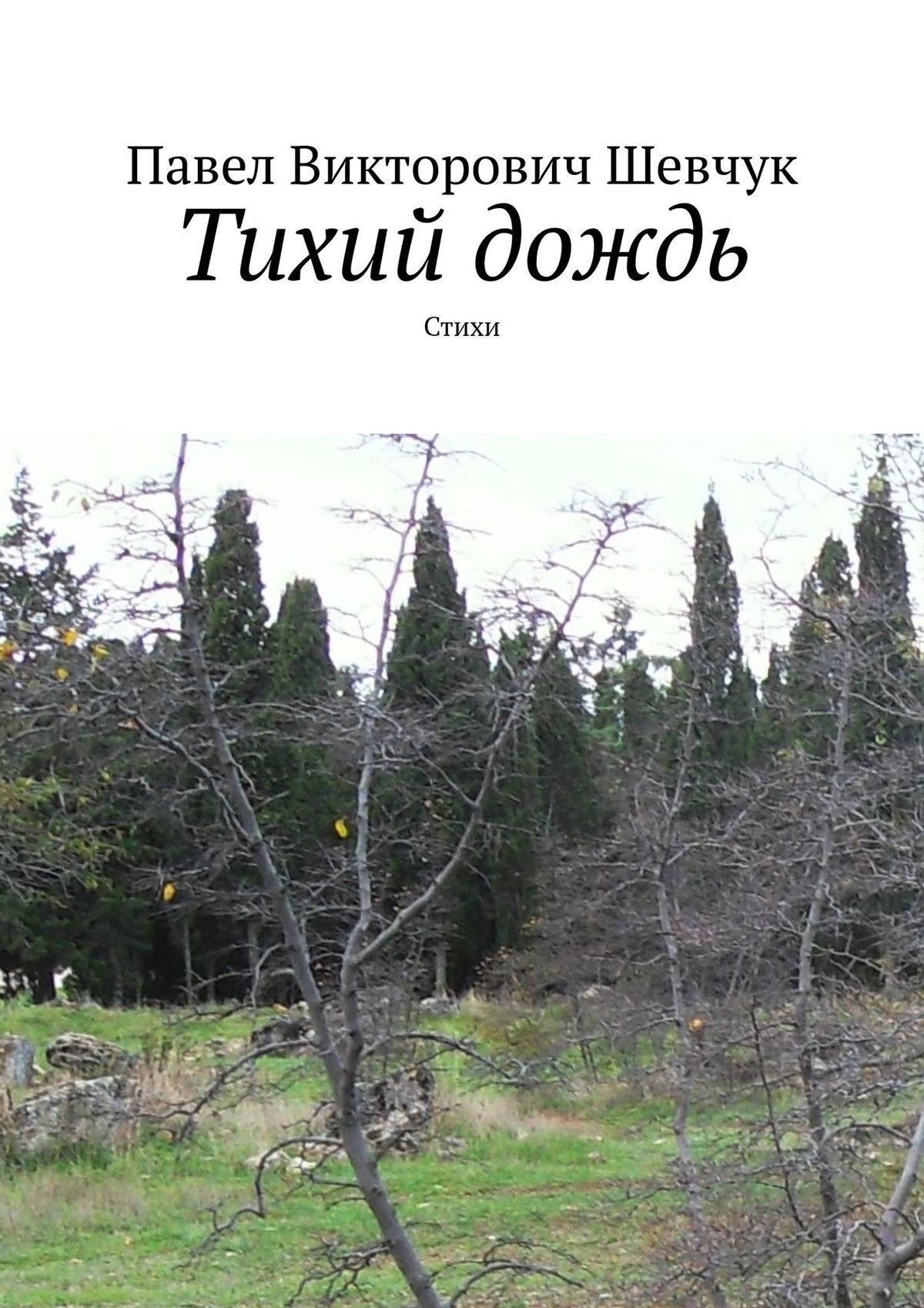 Павел Викторович Шевчук Тихий дождь. Стихи