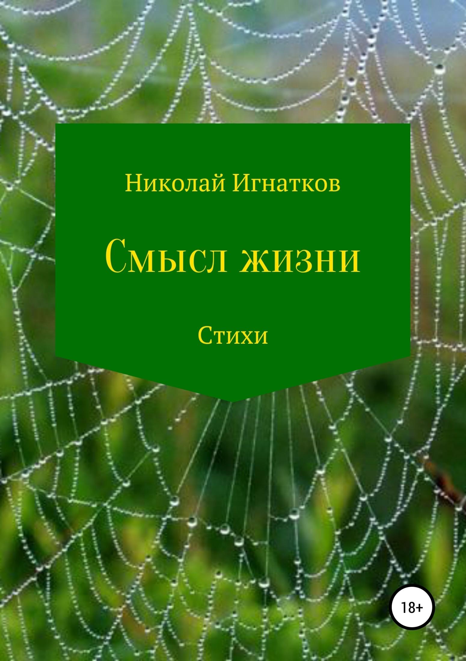 Николай Викторович Игнатков Смысл жизни. Сборник стихотворений цена