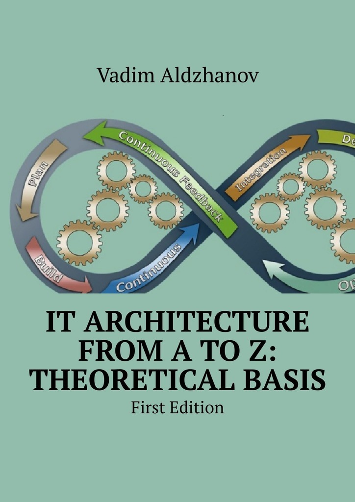 Vadim Aldzhanov IT Architecture from A to Z: Theoretical basis. First Edition as it is hamburg