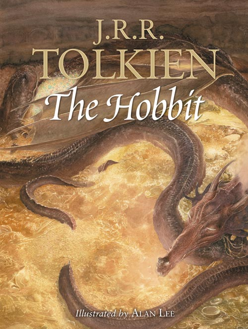 Alan Lee The Hobbit: Illustrated by Alan Lee the art of the hobbit