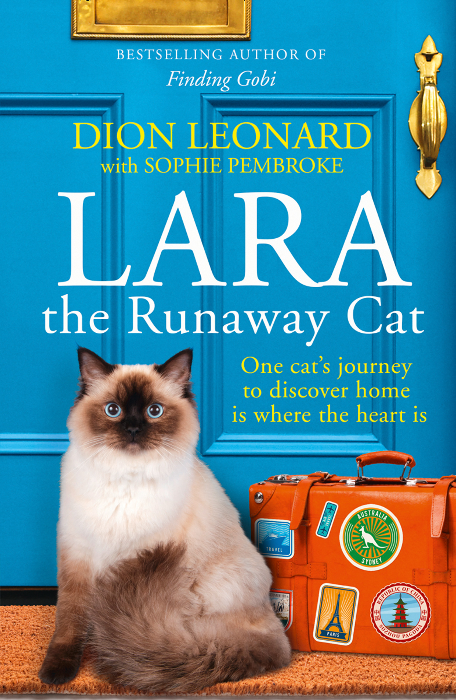 Sophie Pembroke Lara The Runaway Cat: One cat's journey to discover home is where the heart is dion boucicault the octoroon