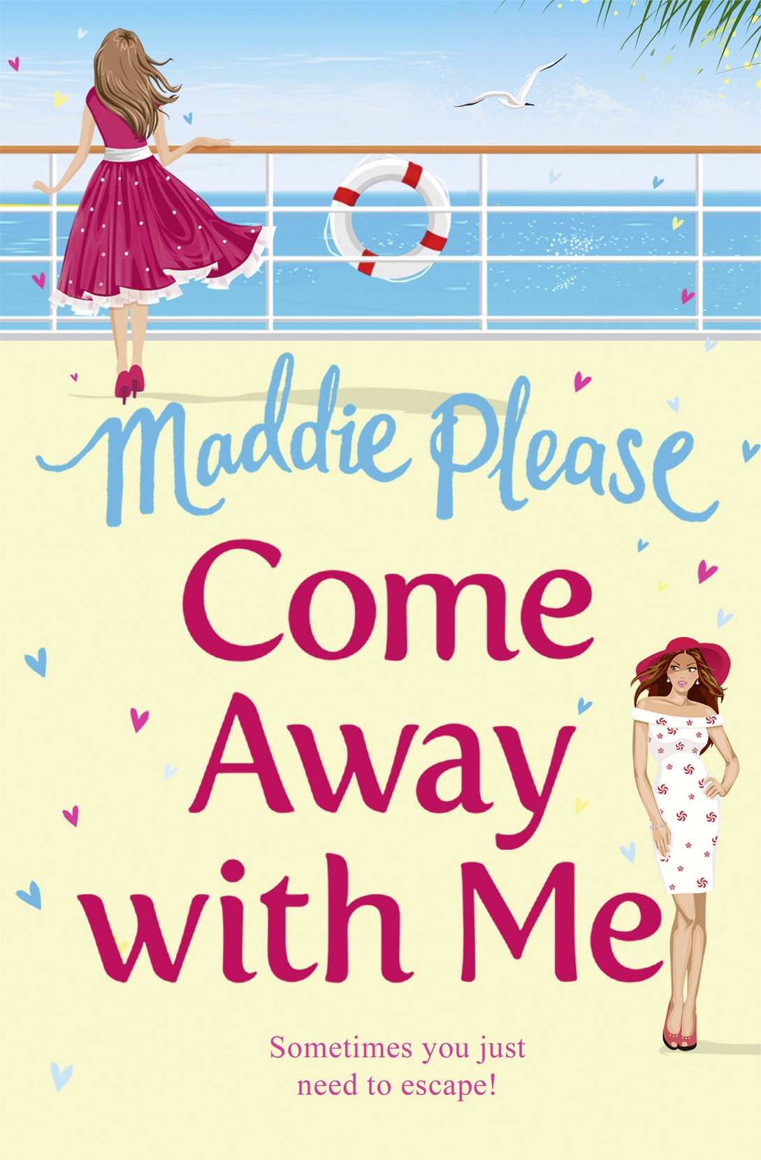 Maddie Please Come Away With Me: The hilarious feel-good romantic comedy you need to read in 2018 недорого