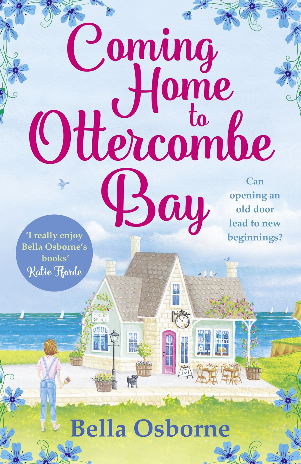 Bella Osborne Coming Home to Ottercombe Bay: The laugh out loud romantic comedy of the year зеркало titania двухстороннее на ножке планет нейлс 160 мм