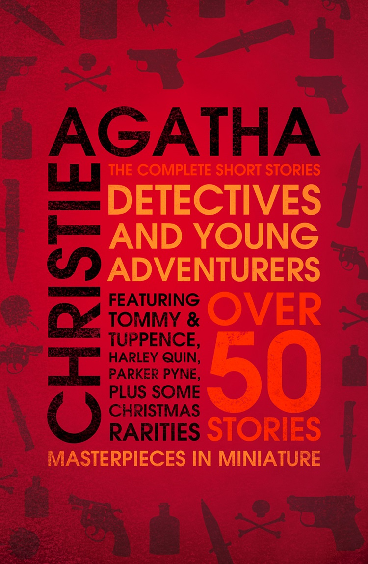 Agatha Christie Detectives and Young Adventurers: The Complete Short Stories kastner erich emil and the detectives bk mp3 pk