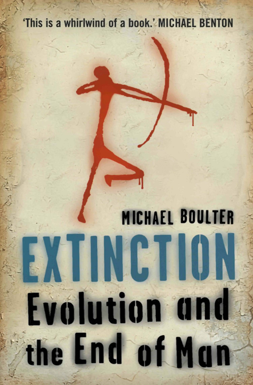 Фото - Michael Boulter Extinction: Evolution and the End of Man moritz hauptmann the nature of harmony and metre