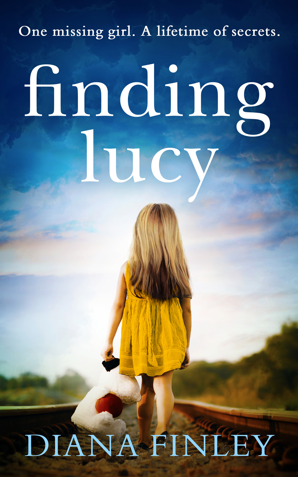 Diana Finley Finding Lucy: A suspenseful and moving novel that you won't be able to put down цена и фото