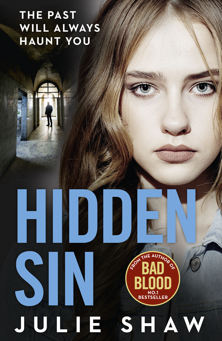 Julie Shaw Hidden Sin: When the past comes back to haunt you julie shaw bad blood