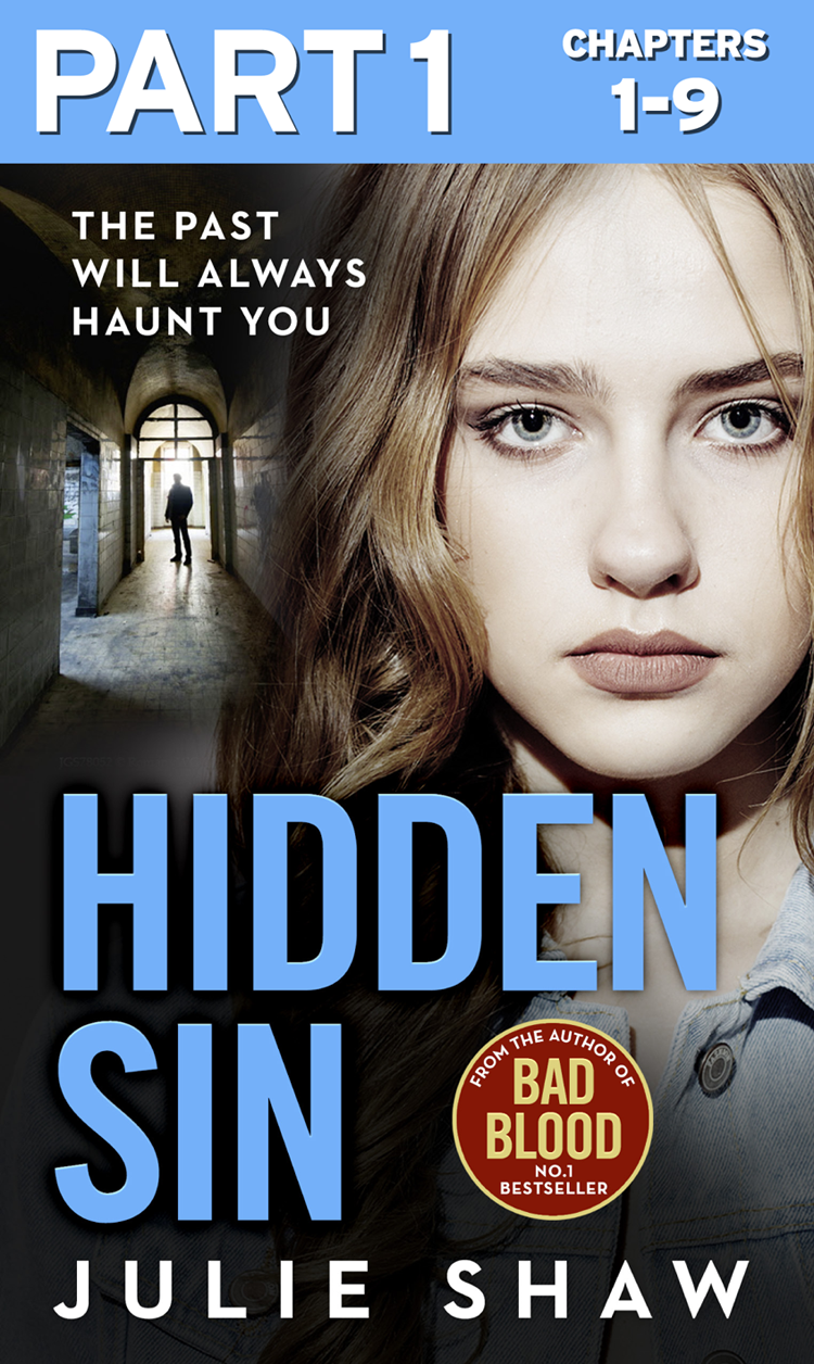 Julie Shaw Hidden Sin: Part 1 of 3: When the past comes back to haunt you julie shaw trilogy collection